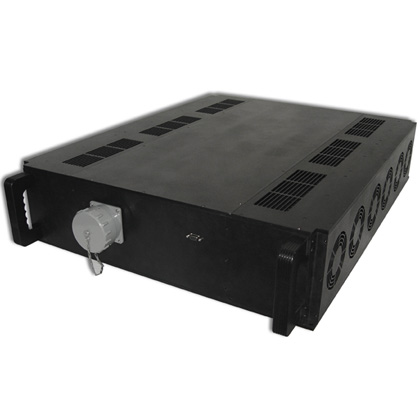 Laser Thermal Management Chassis 2400W